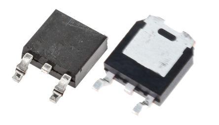 STMicroelectronics, TS1220-600B-TR, Thyristor 12A, 200μA 3-Pin, DPAK