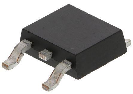 STMicroelectronics, 8 V Linear Voltage Regulator, 500mA, 1-Channel 2 + Tab-Pin, DPAK L78M08CDT-TR