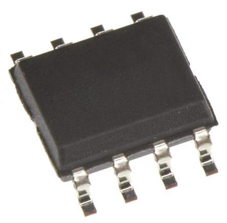 STMicroelectronics STMPS2141MTR, 1-Channel Intelligent Power Switch, MOSFET Switch, 12μA, 2.7 → 5.5V 8-Pin, SO