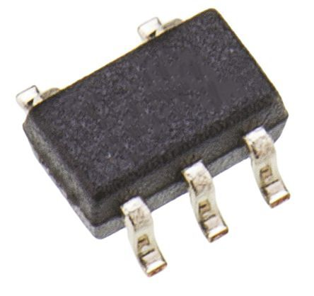 Maxim Integrated MAX8510EXK45+T, Linear Voltage Regulator, 120mA, 4.5 V, ±3% 5-Pin, SO70