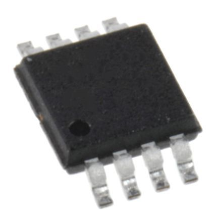 Maxim Integrated DS1825U+T&R, Digital Temperature Sensor -55 → +125 °C ±0.5°C Serial-1 Wire, 8-Pin μSOP