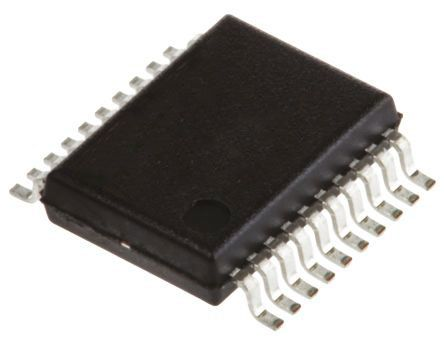 Maxim Integrated MAX1202BCAP+, 12 bit Serial ADC 8-Channel, 20-Pin SSOP