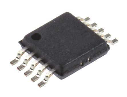 MAX4062EUB+ Maxim Integrated, Audio Amplifier IC 200kHz, 10-Pin μMAX