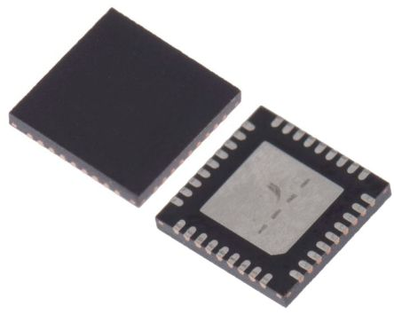 MAX98400AETX+ Maxim Integrated, Audio Amplifier IC 20kHz, 36-Pin TDFN-EP