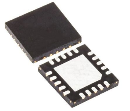 Maxim Integrated MAX31865ATP+T, Digital Temperature Sensor -40 → +125 °C 0.5°C Serial-1 Wire, Serial-2 Wire,