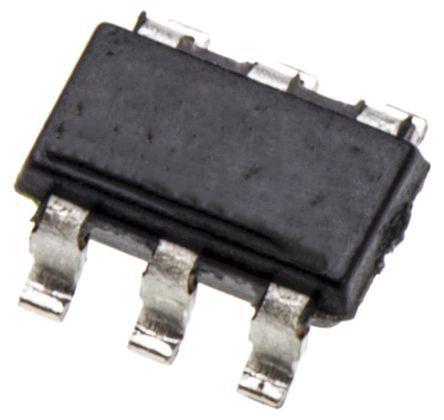 Maxim Integrated MAX6610AUT+T, Temperature Sensor -40 → +125 °C ±1°C, 6-Pin SOT-23