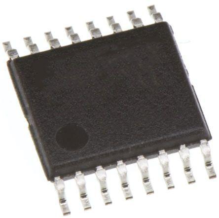 Maxim Integrated MAX9121EUE+, LVDS Deserialiser LVCMOS 500Mbit/s, 16-Pin, TSSOP