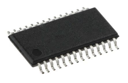 Maxim Integrated MAX1968EUI+T Half Bridge MOSFET Power Driver 28-Pin, TSSOP