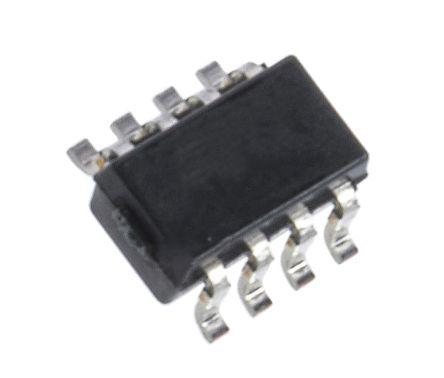 MAX9020EKA+T Maxim, Dual Comparator, Open Drain O/P, 1.8 → 5.5 V 8-Pin SOT-23