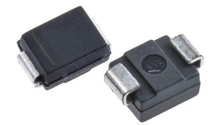 STMicroelectronics SMTPA100, Bi-Directional TVS Diode, 2-Pin DO-214AA