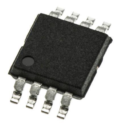 Maxim Integrated DS2740U+, Battery Fuel Gauge IC, 2.7 → 5.5 V 8-Pin, μMax