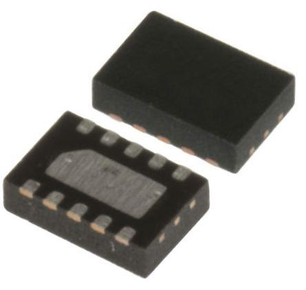 MAX4634ETB+T Maxim Integrated, Multiplexer Switch IC Single 4:1, 1.8 → 5.5 V, 10-Pin TDFN