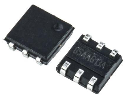 Maxim DS28E15P+, 512bit EEPROM Memory Chip 6-Pin TSOC 1-Wire