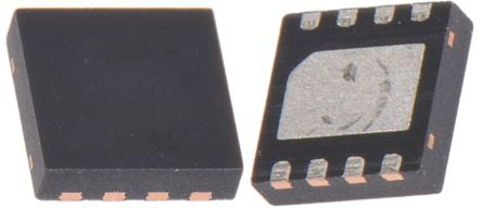 MAX40658ETA+ Maxim, Transimpedance Amplifier 3.3 V 3-Channel Differential 360MHz 8-Pin TDFN