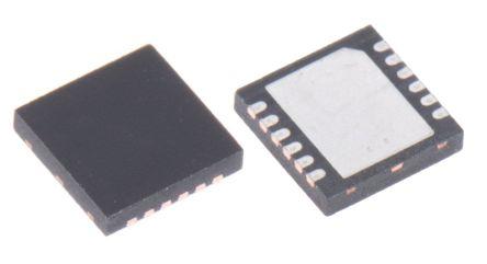 Renesas Electronics ISL854102FRZ-T7A Dual-Channel Buck Controller, 1.2 A, 2 (External) MHz, 500 (Internal) kHz, 12-Pin,