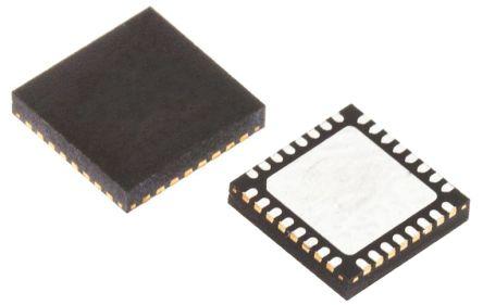 STMicroelectronics ST25R3911B-AQFT, RF Transceiver 13.56 MHz, 27.12 MHz 32-Pin QFN