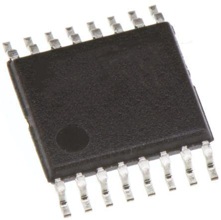 STMicroelectronics ST3232ECTR, 1-Channel Driver, CMOS, TTL, 16-Pin TSSOP