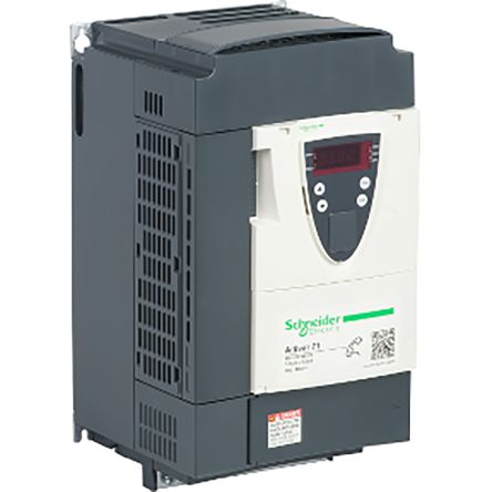Schneider Electric Inverter Drive, 3-Phase In, 0 1 → 599Hz Out 5 5 kW, 400  V with EMC Filter, 14 3 A ALTIVAR 71