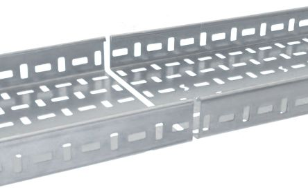 Legrand Heavy Duty Tray, Hot Dip Galvanised Steel 3m x 75 mm x 50mm