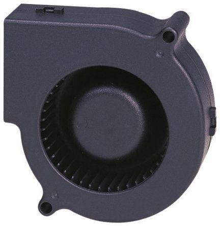 Blower 75.7 x 75.7 x 30mm, 12.75m³/h, 12 V dc (PMB Series)