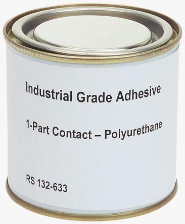 RS PRO Transparent Tin Liquid Polyurethane Glue for PVC
