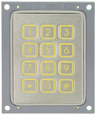 Keypads   RS Components