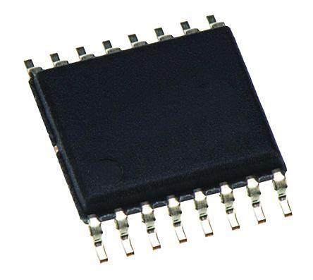 Texas Instruments SN65LVDS104PW, LVDS Repeater Quad 4-Bits LVTTL LVDS, 3 → 3.6 V, 16-Pin, TSSOP