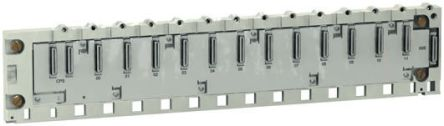 Schneider Electric Modicon M340 Backplane 12 Slots, DIN Rail Mount 503.2 x 103.7 x 19 mm