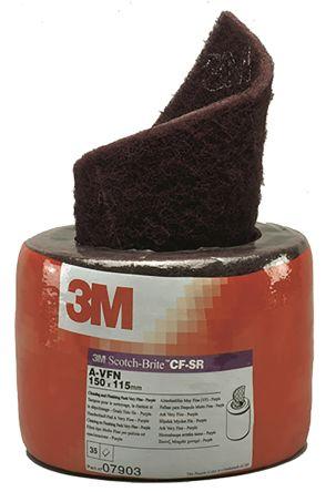 3M Scotch-Brite Scotch-Brite Very Fine Abrasive Hand Pad, 150mm x 115mm