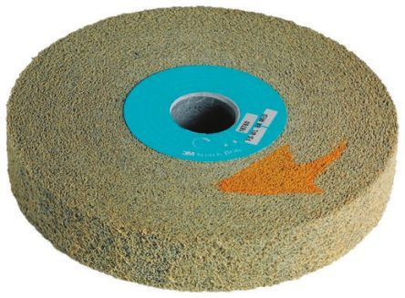 152mm x 25.4mm Medium Silicon Carbide Grinding Wheel product photo