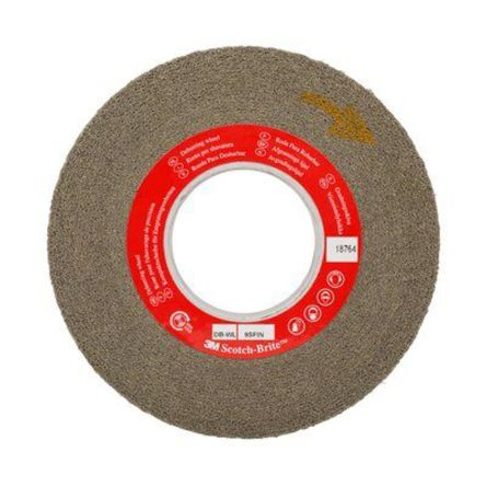 203mm x 25.4mm Fine Silicon Carbide Grinding Wheel product photo