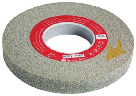203mm x 25.4mm Medium Silicon Carbide Grinding Wheel product photo