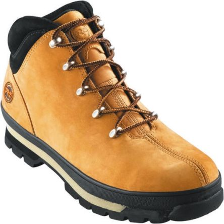 Timberland Splitrock Steel Toe Safety Boots, UK 12, Resistant To Abrasion, Flexion, Heat, Oil, Penetration, Water