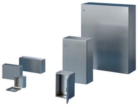 304 Stainless Steel Wall Box IP66, 120mm x 200 mm x 400 mm product photo