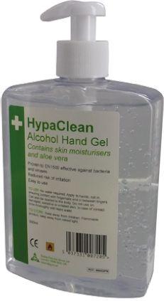 RS PRO Hand Rub Dispenser Gel, 500ml