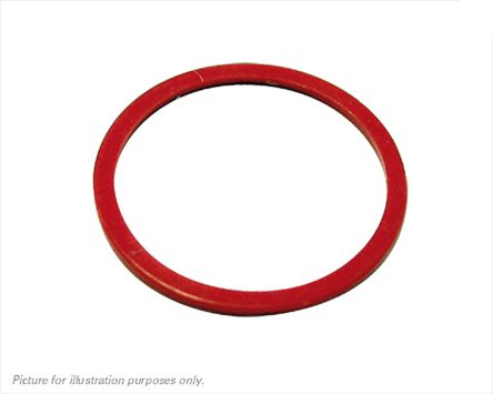 Souriau Red Connector Ring,Shell Size 14
