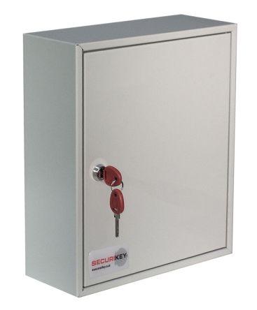 24 padlock steel cabinet,350x300x120mm