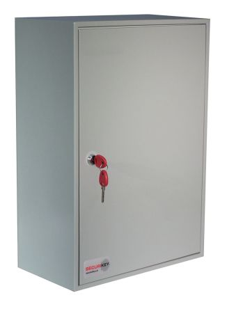50 padlock steel cabinet,550x380x140mm