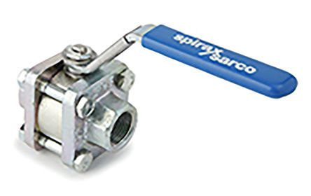 1824705 spirax sarco spirax sarco 3 way ball valve 1 in bsp 233