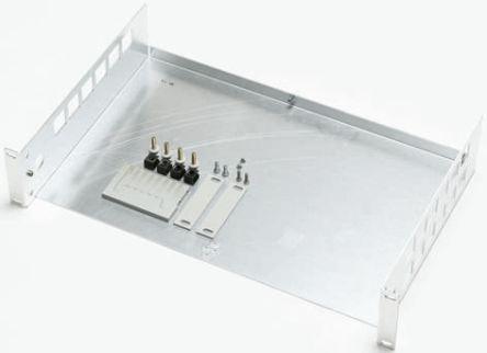 Y8846S Rack mount kit, single