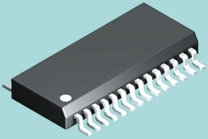 ICS525R-02ILF, Frequency Multiplier, 1 → 250 MHz, 28-Pin QSOP