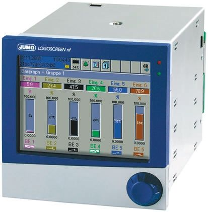 Logoscreen NT, 6 Channel, Chart Recorder product photo