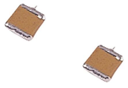 AVX Tantalum Capacitor 150μF 10V dc MnO2 Solid ±20% Tolerance F72 Series