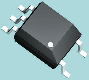 Toshiba, TLP137TPL,F AC/DC Input, Phototransistor Output Optocoupler, Surface Mount, 5-Pin MFSOP6 150