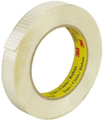 Clear Packing Tape 50m x 25mm 8956 product photo