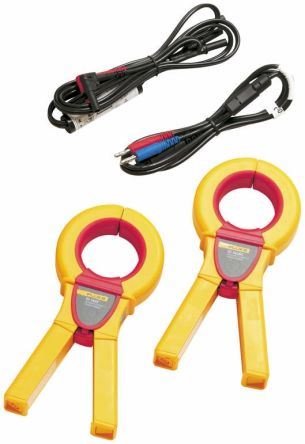 Fluke 2577126 Selective/Stakeless Clamp Set, For Use With 1625 Series