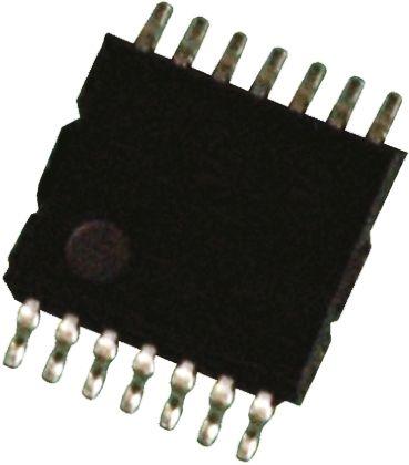 Toshiba 74 LCXシリーズ ロジックゲート, 24mA, 1.65~3.6 V, 14-Pin TSSOP 2-入力, TC74LCX32FT