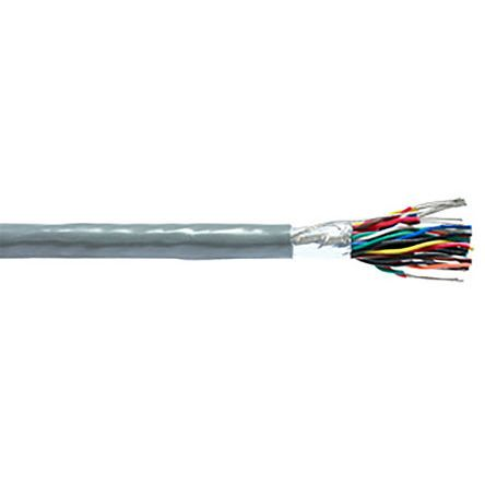 9508 00305 Belden Belden 8 Pair Screened Multipair Industrial Cable 0 2 Mm Euroclass Eca Chrome 304m 382 611 Rs Components