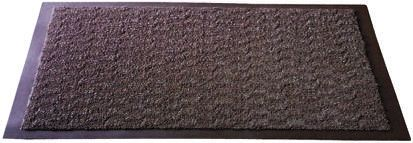 Aqua Plus Anti-Slip, Entrance Mat, Carpet, Indoor Use, Brown, 900mm 1.5m 9mm product photo