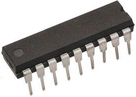 Microchip PIC16C54-RC/P, 8bit PIC Microcontroller, 4MHz, 512 x 12 words EPROM, 18-Pin PDIP